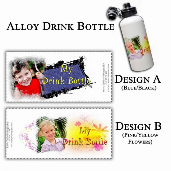 Alloy Drink Bottle